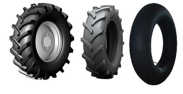 Шины, камеры к тракторам