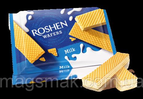 Вафли Roshen Wafers молоко, 72г, фото 2