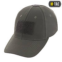 Бейсболка M-Tac Tactical Flex Lightweight Grey