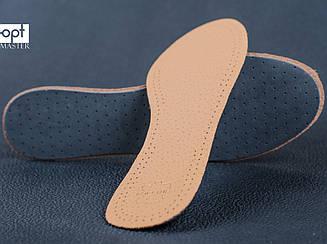 Стелька кожаная Elegance Leather Premium Coccine, цв. бежевый