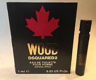 DSQUARED2 Wood for Him - Туалетная вода 1ml (пробник)