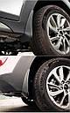 Брызговики MGC Hyundai Tucson (Хюндай Туксон) 2015-2019 г.в. комплект 4 шт D3F46AK200, фото 10