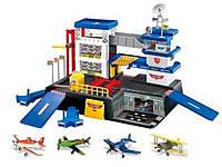 Детская парковка с самолетами Planes XF-105