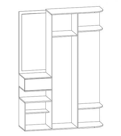 Прихожая Мебель-Сервис «Интер», фото 2