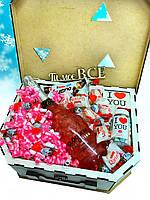 Подарочный набор CraftBoxUA Девушке #50 (12046)
