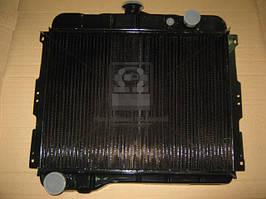 Радиатор охлаждения ГАЗ 24 (2-х рядный) (ШААЗ) АКЦИЯ. 24-1301010-01