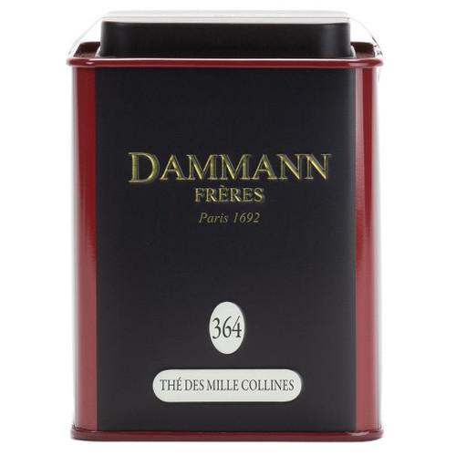 Чорний чай Dammann Freres 364 - Тисяча пагорбів ж/б 150 г
