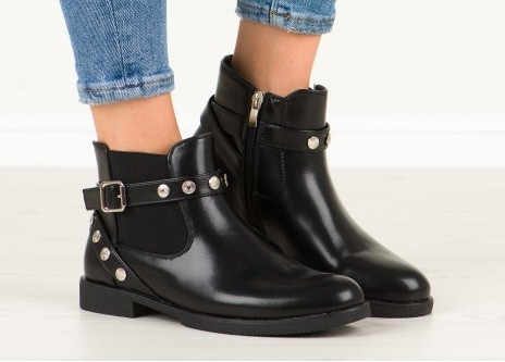 Женские ботинки Buck