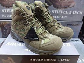 Тактичні черевикиSquad Stiefel 5 Inch, Multicam. Sturm Mil-Tec., фото 3