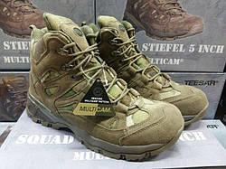 Тактичні черевикиSquad Stiefel 5 Inch, Multicam. Sturm Mil-Tec.