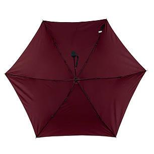 Детский механический зонт-карандаш SL Бордовый (SL488-2), фото 2