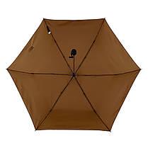 Детский механический зонт-карандаш SL Коричневий (SL488-1), фото 2
