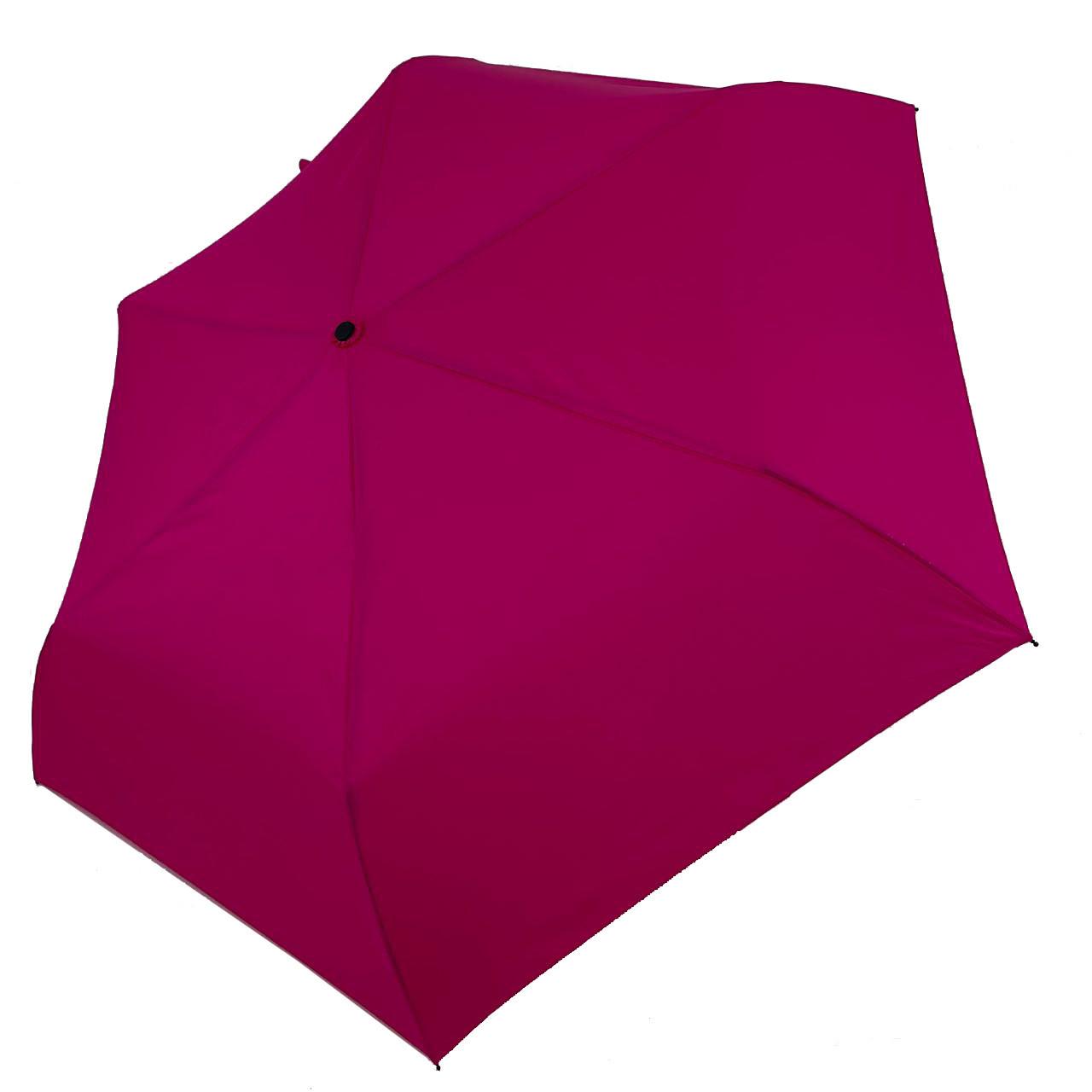 Детский механический зонт-карандаш SL Розовый (SL488-5)