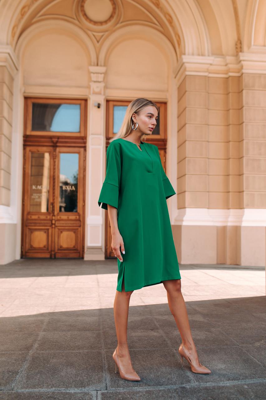 Платье LiLove 599 44-46 зеленый