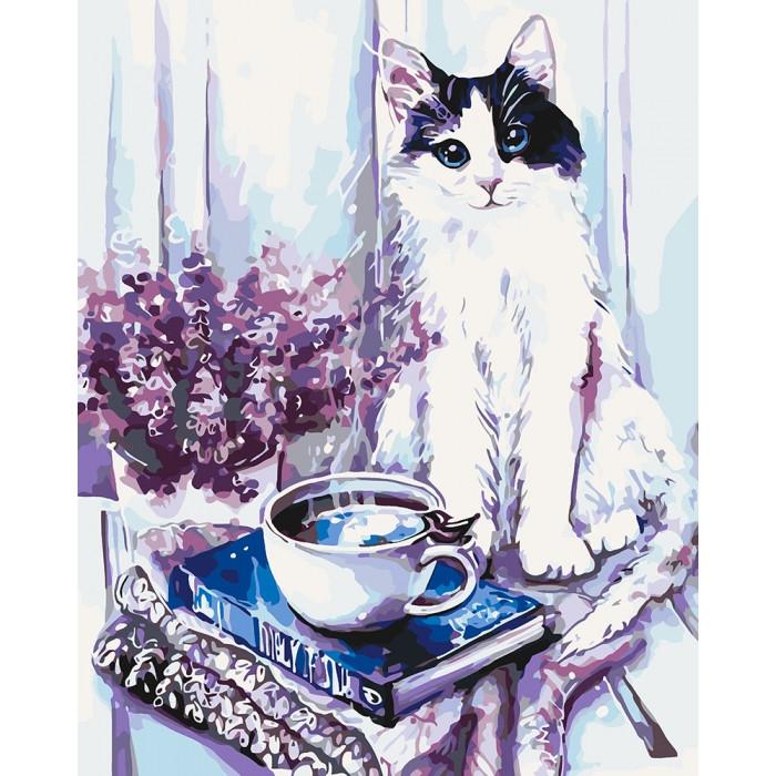 Картина по номерам Роспись Чудесное утро КНО4136