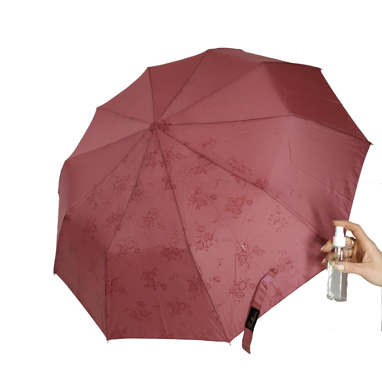 Зонтик полуавтомат Bellisimo Красный (461-9)