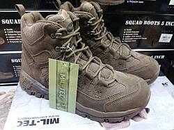 Тактичні черевикиSquad Stiefel 5 Inch, Brown. Sturm Mil-Tec.