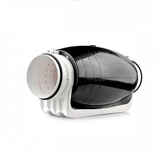 Канальный вентилятор Binetti FDS-125 Silent + adaptor 100/125 (71365), фото 2