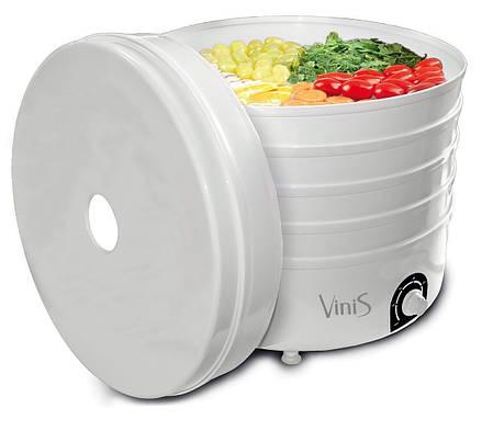 Сушка для овощей и фруктов Vinis VFD-520W (72264), фото 2