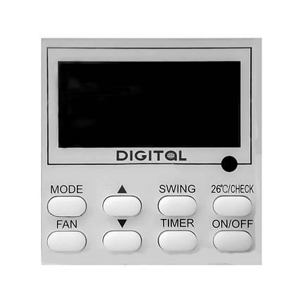 Канальный средненапорный кондиционер Digital DAC-CB18CH (71331), фото 2