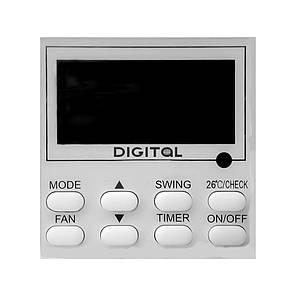 Кондиционер Digital DAC-CT24CH (71095), фото 2