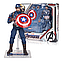"""Фигурка Марвел, Капитан Америка 18см, Мстители """"Финал"""" - Marvel Captain America, Avengers """"Endgame"""", фото 2"""