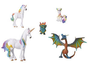 Игрушки звери Spielfiguren Fantasie Figuren PlayTive 5 шт LT9923