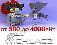 Горелка «Wichlacz PALNIK»   500 - 5000 кВт Универсальная (уголь, пеллеты, биотопливо)