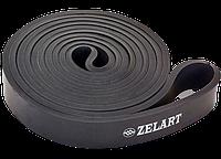 Эспандер-петли для подтягивания, турника и тренировок POWER BANDS (2080x20x4,5 мм, жесткость ХS, 12-17 кг)