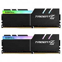 Модуль памяти для компьютера DDR4 32GB (2x16GB) 3200 MHz Trident Z RGB G.Skill (F4-3200C15D-32GTZR)