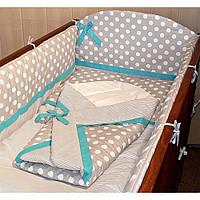 Детское постельное белье в кроватку, фото 1