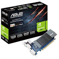 Видеокарта ASUS GeForce GT710 1024Mb Silent (GT710-SL-1GD5), фото 1