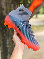 Бутсы Nike Mercurial Super Fly CR7 (реплика) - 45