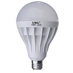 Лампочка светодиодная UKC Led E27-3W Круглая