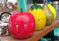 Кухонний Таймер червоне Яблуко, 60 хв