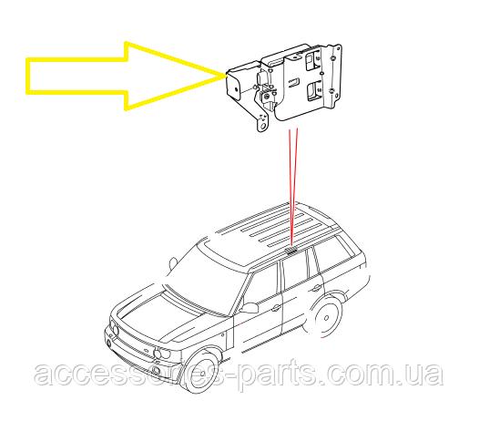 Датчик (радар) перестроения правый Range Rover Vogue L322 Новый Оригинальный