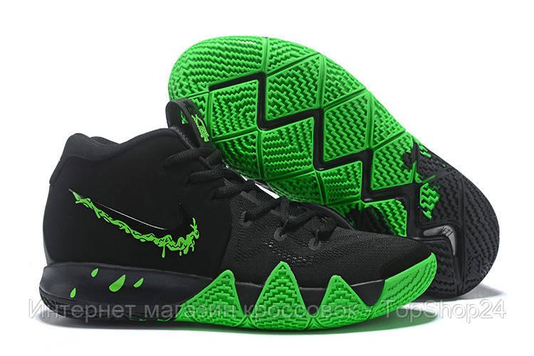 """Баскетбольные кроссовки Nike Kyrie 4 """"Halloween"""""""
