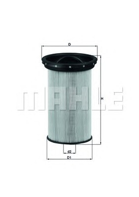 Фильтр топливный Mahle  BMW3 (E46) Украина Харьков
