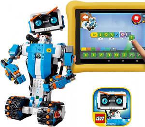 Конструктор LEGO BOOST Набор для конструирования Лего 17101