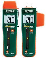 Измеритель влажности комбинированный штифтовой/бесконтактный Extech MO260