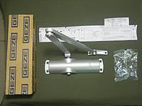 Доводчик GEZE TS 1000 с тягой, цвет: серебро