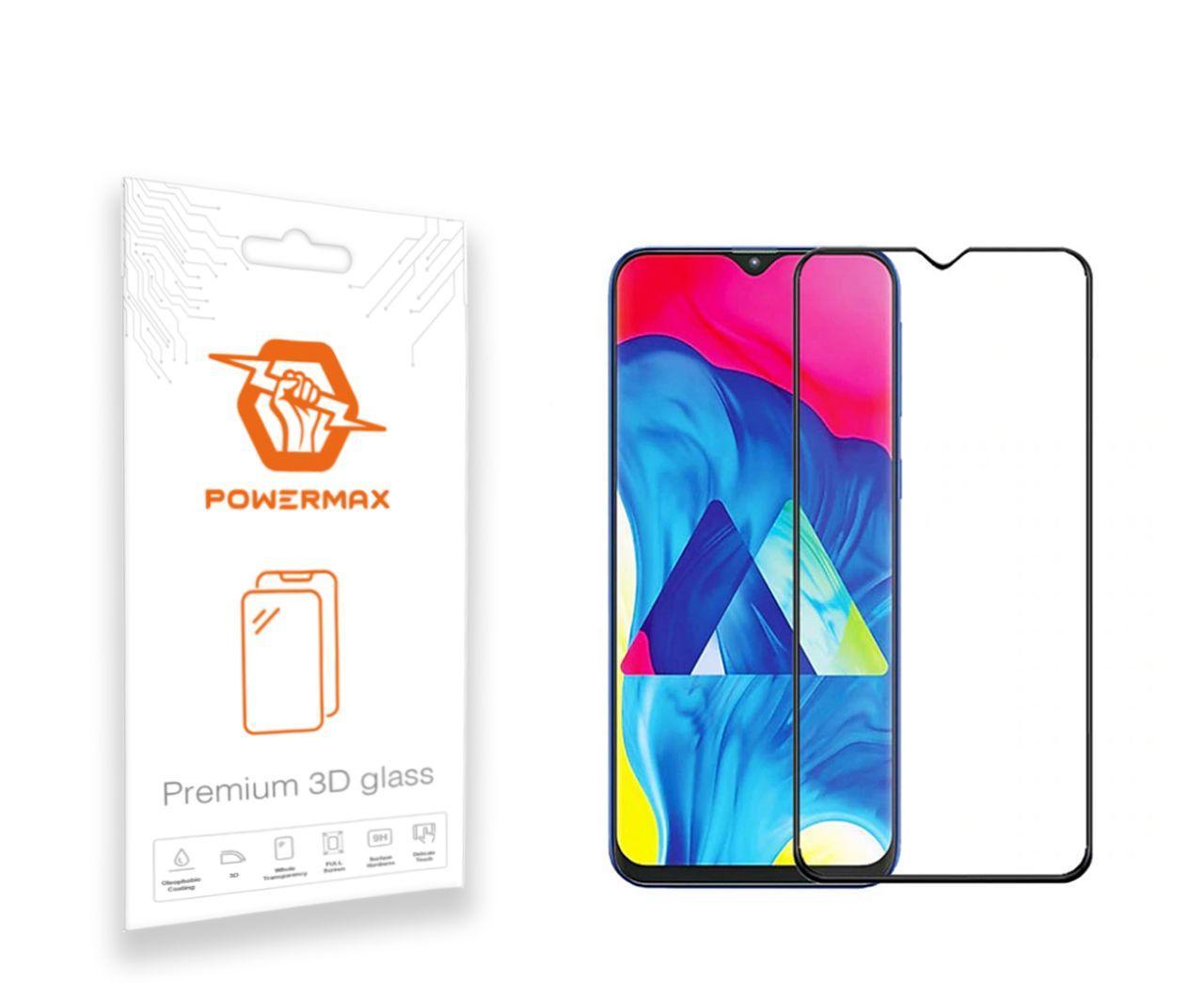 Защитное стекло Powermax 3D Premium Samsung M205 Galaxy M20 Black (PWRMX3DSGM20B)