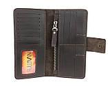 Гаманець чоловічий шкіряний купюрник для грошей портмоне картхолдер SULLIVAN, фото 5