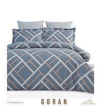 Комплект постельного белья из сатина евро размер Alamode TM Arya Goran