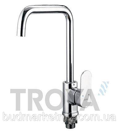 Змішувач для кухні Zegor LАB4 - A136 (Кухня 007) TROYA