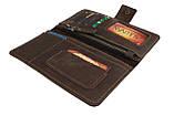 Кошелек мужской купюрник тревел-кейс travel портмоне картхолдер SULLIVAN, фото 7