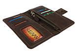 Гаманець чоловічий купюрник для грошей портмоне картхолдер SULLIVAN, фото 4