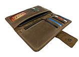 Кошелек мужской купюрник для денег портмоне картхолдер SULLIVAN, фото 2