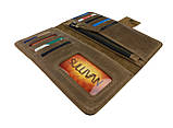 Кошелек мужской купюрник для денег портмоне картхолдер SULLIVAN, фото 3