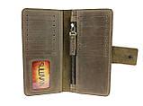 Кошелек мужской купюрник для денег портмоне картхолдер SULLIVAN, фото 4